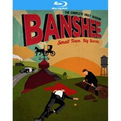 Banshee HBO Season 1 Blu-Ray