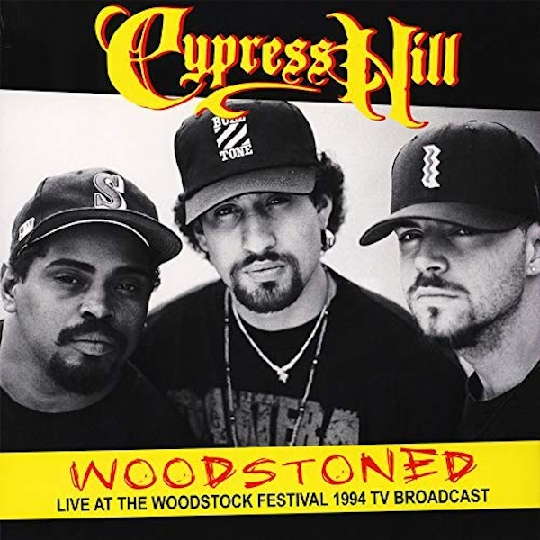 Cypress Hill - Woodstoned Live At The Woodstock Festival 1994 TV Broadcast Vinyl