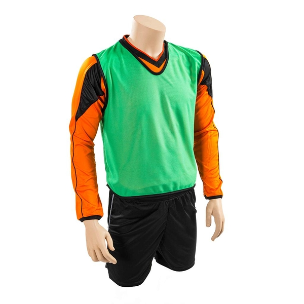 Mesh Training Bib Adult - Green