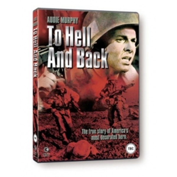 To Hell and Back DVD