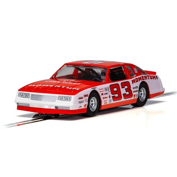 Chevrolet Monte Carlo 1986 No.93 Red & White 1:32 Scalextric Super Resistant Car