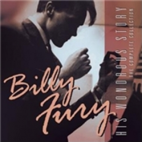 Billy Fury His Wondrous Story The Complete Collection CD