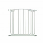 Dreambaby Auto-Close Standard Height Metal Safety Gate (White)