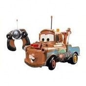 Cars 2 1:16 Scale Radio Controlled Mater Car