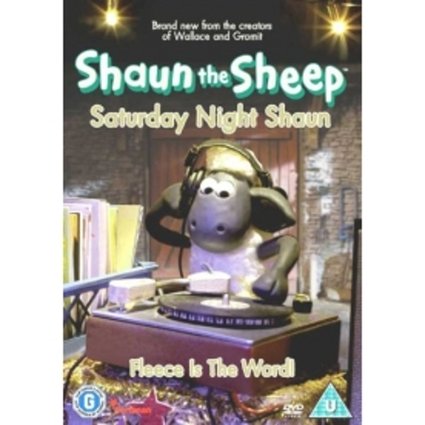 Shaun the Sheep - Saturday Night Shaun DVD