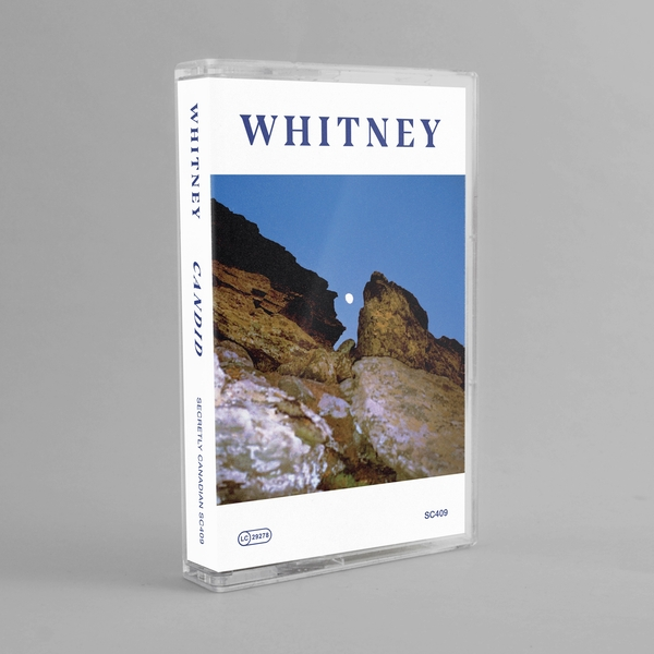 Whitney – Candid Cassette