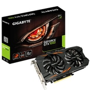 Gigabyte GeForce GTX 1050 WINDFORCE OC 2G 2GB GDDR5 WINDOFORCE 2X Cooling System Graphics Card