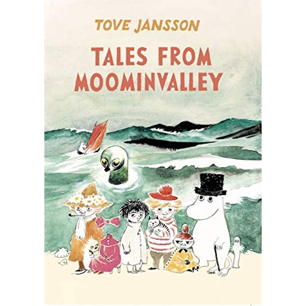 Tales From Moominvalley  Hardback 2018
