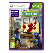 Kinect Sesame Street TV Game Xbox 360