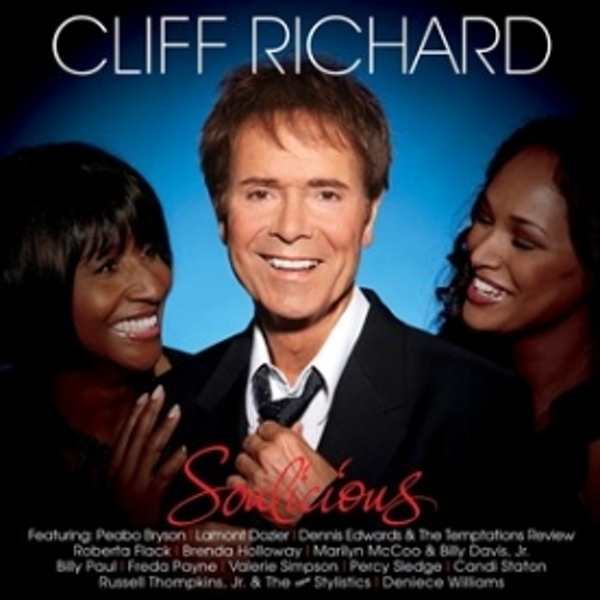 Cliff Richard Soulicious The Soul Album CD