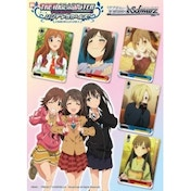 Weiss Schwarz Booster Pack The Idolmaster Cinderella Girl - 20 Packs