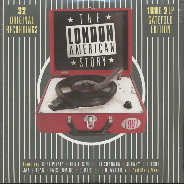 Various - The London American Story 1961 Vinyl
