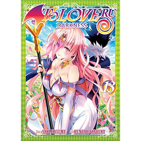 To Love Ru Darkness, Vol. 13