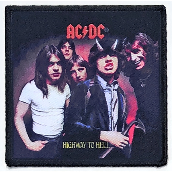 AC/DC - Highway to Hell Standard Patch