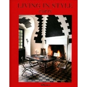 Living in Style Paris Hardcover