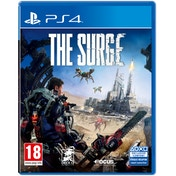 The Surge PS4 Game (Exclusive PS4 Bonus)