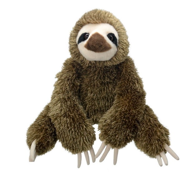 All About Nature Sloth 30cm Plush