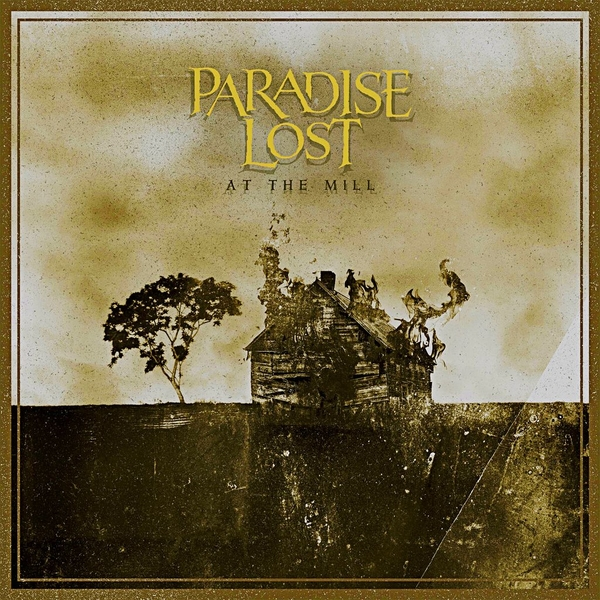 Paradise Lost - At The Mill Clear With Splatter Vinyl