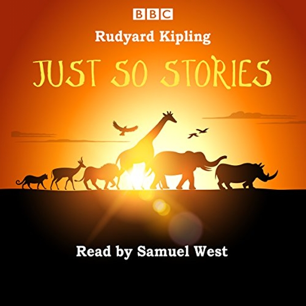 Just So Stories The classic BBC radio comedy series 2015 CD-Audio