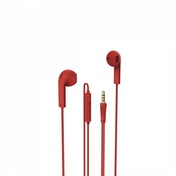 Hama Advance In-Ear Headset, red