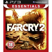 Far Cry 2 Game (Essentials) PS3