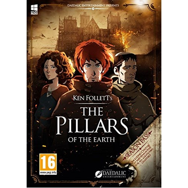 The Pillar's of Earth PC Game