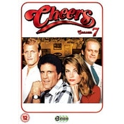 Cheers Series 7 DVD