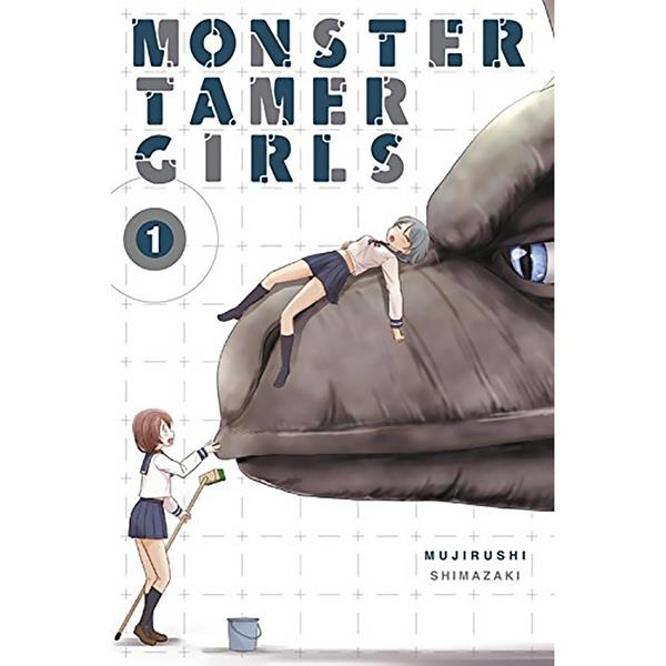 Monster Tamer Girls: Volume 1