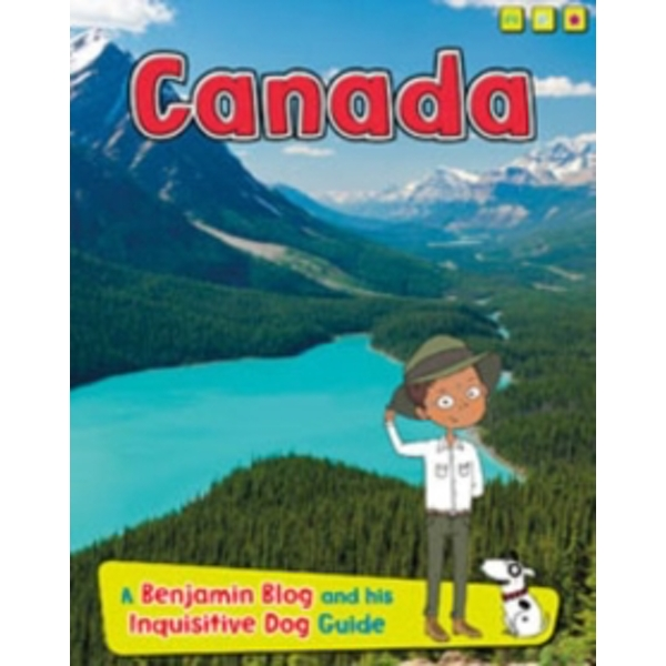 Canada : A Benjamin Blog and His Inquisitive Dog Guide