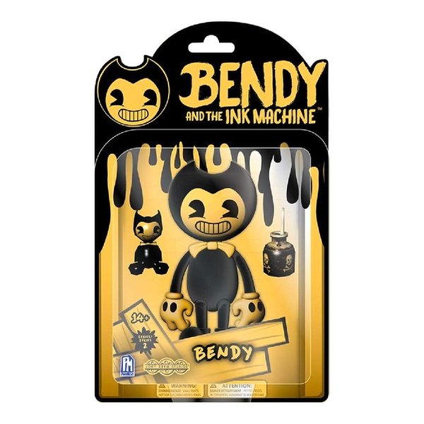 Bendy & The Ink Machine Series 2 Action Figure - Heavenly Bendy - Image 1