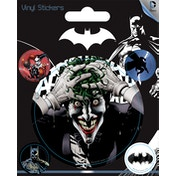 DC Comics - Batman Vinyl Sticker