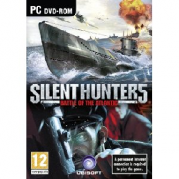 Silent Hunter 5 Battle Of The Atlantic Game PC