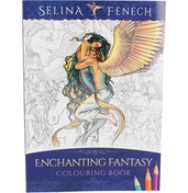 Selina Fenech Colouring Book - Enchanting Fantasy