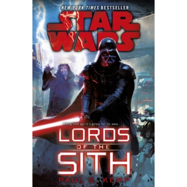 Star Wars: Lords of the Sith by Paul S. Kemp (Paperback, 2016)