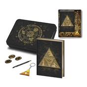 The Legend Of Zelda - Tri Force Stationery Set