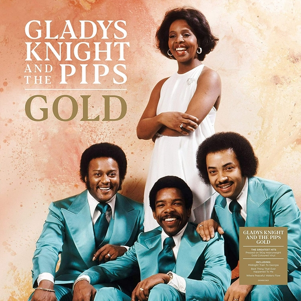 Gladys Knight And The Pips - Gold (Gold Vinyl)