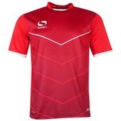 Sondico Precision Pre Match Jersey Youth 7-8 (SB) Red