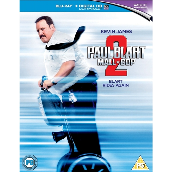 Paul Blart Mall Cop 2 (Blu-ray)