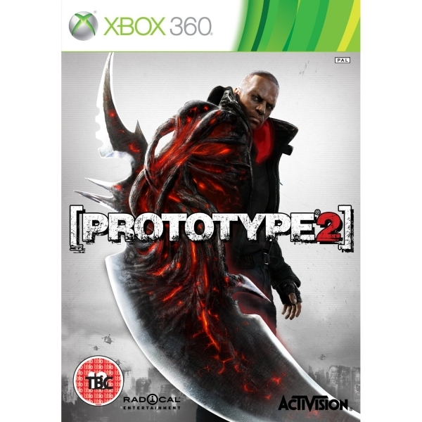 Prototype 2 Game Xbox 360