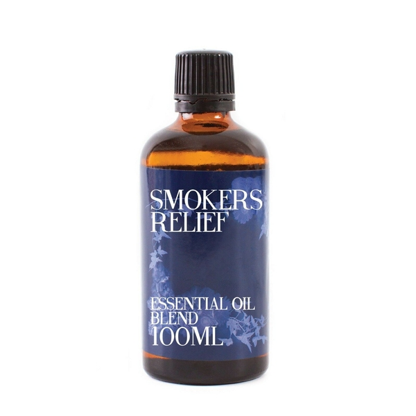 Mystic Moments Smokers Relief  - Essential Oil Blends 100ml