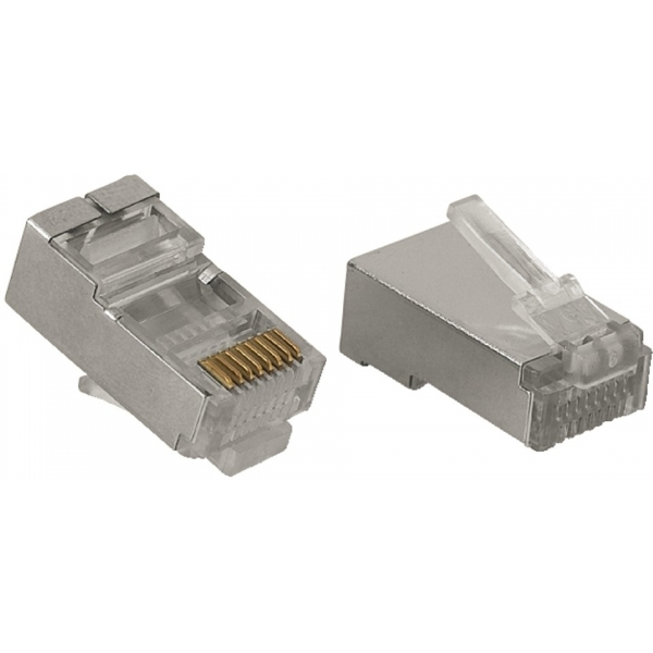 Hama 8p8c CAT 5e Plugs