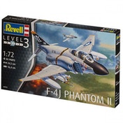 F-4J Phantom II 1:72 Revell Model Kit [Damaged Packaging]