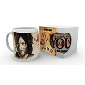 The Walking Dead Daryl Needs You Mug