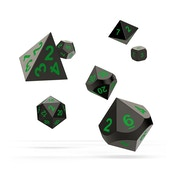 Oakie Doakie Dice RPG Set (Metal Matrix)