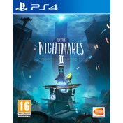 Little Nightmares II Day One Edition PS4 Game (Pre-Order Bonus DLC)