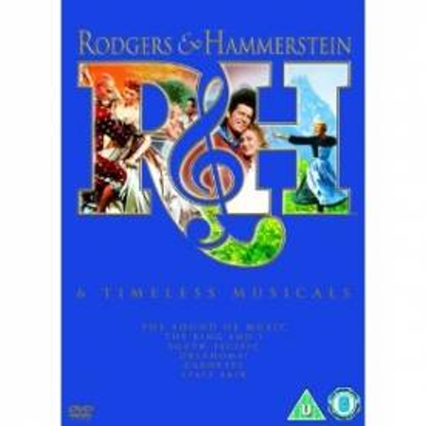Rodgers And Hammerstein Collection: Carousel / The King and I / Oklahoma ! / The Sound of Music / South Pacific / State Fair [DVD]