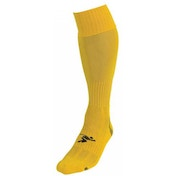 PT Plain Pro Football Socks Mens Yellow