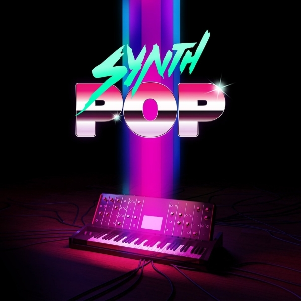 Various Artists - Synth Pop CD