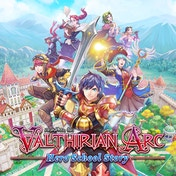 Valthirian Arc Hero School Story Nintendo Switch Game