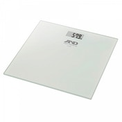 A&D Medical UC502 Glass Topped Digital Bathroom Scale